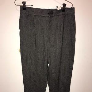 Zara women oversize pants